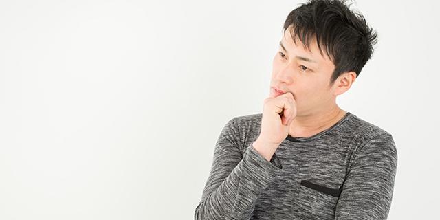 日本で英語を学べるのか疑問に思う男性